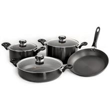 Karal Hardanodized Vito Cookware Set 7 Pieces