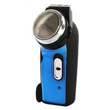 ماشین ریش تراش مانزتک قابل حمل عادی Manztek Portable Mens Normal Shaver Color Blue