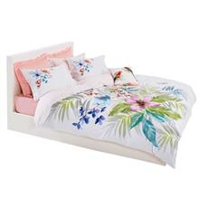 Sarev Satin Tropic Sleep Set 2 Persons 7 Pieces