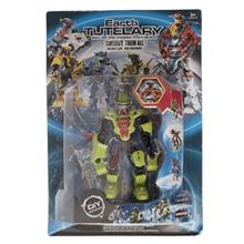 Earth Tutelary Breeze Transformers Doll Size Small