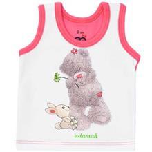 Adamak Woolly Bear Baby Singlet