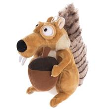 Ice Age Scrat Doll High 18.5 Centimeter