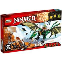 Lego Ninjago The Green NR Dragon 70593