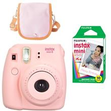 Fujifilm Instax Mini 8 Camera With Mini Film And Carrying Case