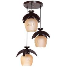 Cheshmeh Noor 505 Three Branch Hanging Lamp
