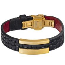 دستبند طلا 18 عيار تاج درسا مدل 257