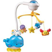 Vtech 2in1 Ocean Sound Mobile Baby Decorative Lamp
