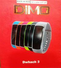 ساعت مچی هوشمند دیمو مدل دی واچ 3
