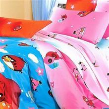 لحاف روتختی خوشخواب نوجوان Angry Birds