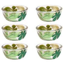 مجموعه ظروف هفتسین شیشهای گالری انار کد 134113