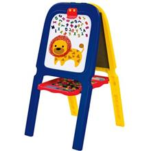 Crayola 3 In 1 Sided Easel Educational Game