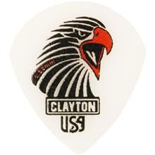 Clayton Acetal Sharp 1.52 mm Guitar Picks 12 Pack