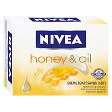 Nivea Honey And Oil Cream Soap 100gr