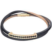 دستبند طلا 18 عيار تاج درسا مدل 562