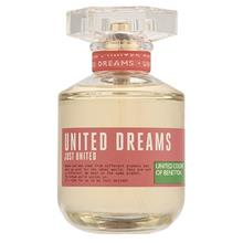 Benetton United Dreams Just United Eau De Toilette for Women 80ml