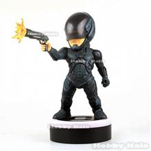 ROBOCOP Action Figure with Light BLACK