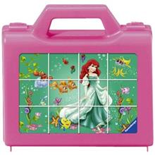 Ravensburger Favorite Disney Princesses Cubes Puzzle 12 Pcs