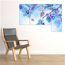 DecoVasna Orchid Wall Paintings