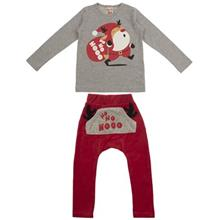 Mushi 16K1-066 Boys Clothes Set
