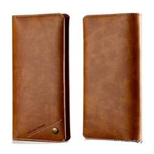 Wuw Wallet Leather Bag P08 for Apple iPhone 7