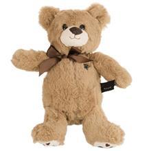 عروسک پاليز مدل Bear With Bows ارتفاع 21 سانتي متر