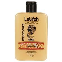 نرم کننده مو لطيفه مدل Gold مقدار 250 گرم