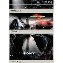 World of Speed PlayStation 4 Cover