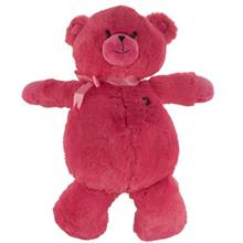 Paliz Bear Pink Bow Doll High 27.5 Centimeter