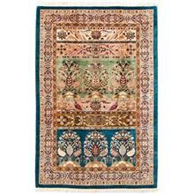 فرش دستبافت شش متري کد 102036