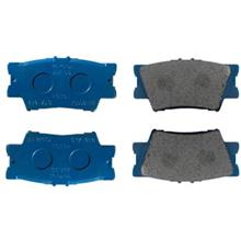 Toyota Genuine Parts 04466-42060 Rear  Brake Pad