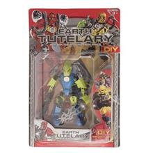 Earth Tutelary Surge Transformers Doll Size Small