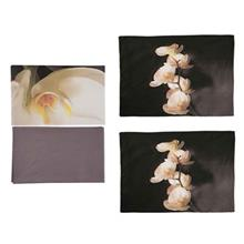 Iyi Geceler Istanbul Orchids Sleep Set 2 Persons 4 Pieces