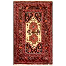 فرش دستبافت نيم متري کد 9509147