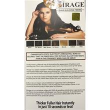 کیت پودر و اسپری پرپشت کننده مو میراژ Mirage Hair Building Fibers Combo Kit