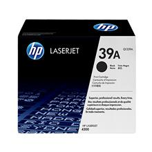 (HP Original LaserJet Toner Cartridge Black 39A (CJH-39AK