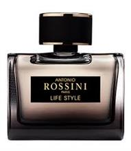 ادو پرفیوم مردانهAntonio Rossini مدل  Life Style  حجم ۱۰۰ میلی لیتر