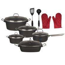Master Quantinium Cookware Set 14 Pieces