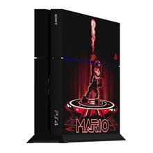 برچسب عمودی پلی استیشن 4 ونسونی طرح Mariotron