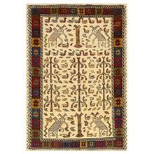 فرش دستبافت قديمي دو و نيم متري کد 142978