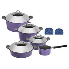 Candid Oscar Cookware Set 9 Pieces
