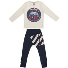 Mushi 16K1-060 Boys Clothes Set