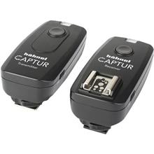 Hahnel Captur Remote Control And Flash Trigger For Canon
