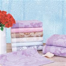 Barghelame Rosa Size 65 x 130 Cm Towel Acerate