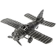 Plane Metal Statue