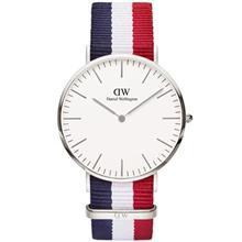 ساعت مچي عقربه اي مردانه دنيل ولينگتون مدل DW00100017