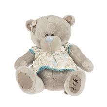 عروسک پوليشي مي تو يو مدل Flower Bear سايز کوچک