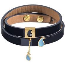 دستبند طلا 18 عيار تاج درسا مدل 223