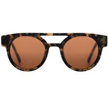 Komono Dreyfuss Tortoise Demi Sunglasses