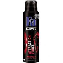 Fa Attraction Force Spray For Men 150ml