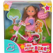Simba My First Bike Toys Doll Size Small